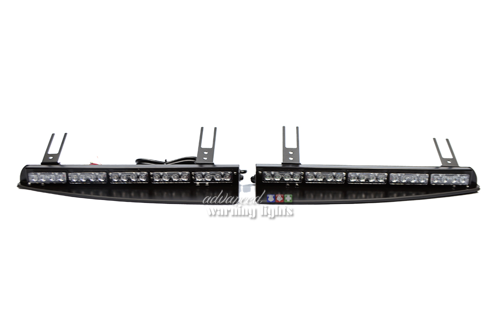 Beautiful Interior Lightbar LED Visor Bar Interior Light Bar ...